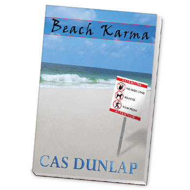 Beach Karma by Cas Dunlap