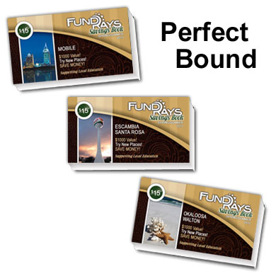 Fund Rays School fundraising coupon books