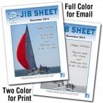 Jib Sheet Newsletter