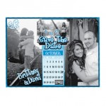 Save the Date event magnets